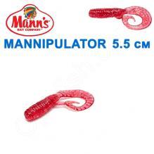 Силикон Manns Mannipulator Grub MFST-014-55мм (20шт)