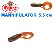 Силикон Manns Mannipulator Grub MO-014-55мм (20шт)