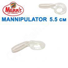 Силикон Manns Mannipulator Grub PL-014-55мм (20шт)