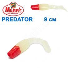 Силикон Manns Predator FW-RN-066-90мм Czerwony Nos (20шт)