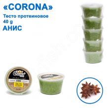 Тесто протеиновое Corona 40g анис (5шт)