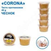 Тесто протеиновое Corona 40g чеснок (5шт)