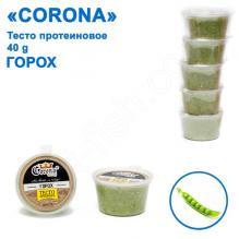 Тесто протеиновое Corona 40g горох (5шт)