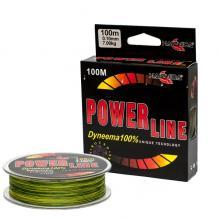 Шнур Power Line 100м 0,10мм *