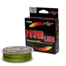 Шнур Power Line 100м 0,14мм *