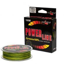 Шнур Power Line 100м 0,18мм *