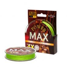 Шнур Power Max 4x 100м 0,10мм *