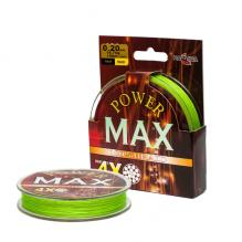 Шнур Power Max 4x 100м 0,20мм *