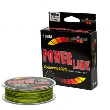 Шнур Power Line 100м 0,16мм *