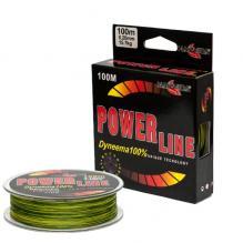 Шнур Power Line 100м 0,20мм *