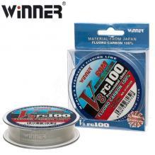 Флюорокарбон Winner Fluro Carbon 100% V8 №0180328 50м 0,12мм *