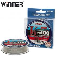Флюорокарбон Winner Fluro Carbon 100% V8 №0180328 50м 0,30мм *