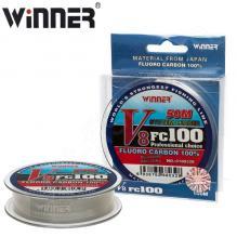 Флюорокарбон Winner Fluro Carbon 100% V8 №0180328 50м 0,60мм *