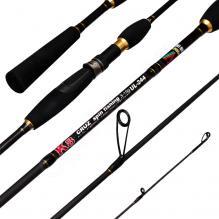 Спиннинговое удилище шт2 Winner K8 Cruz spin fishing im10 №0180040 3-15g 2,44м *