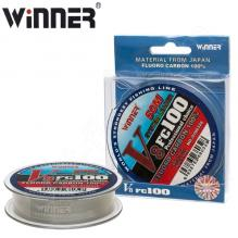 Флюорокарбон Winner Fluro Carbon 100% V8 №0180328 50м 0,18мм *