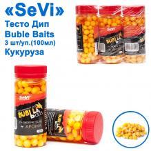 Тесто Дип Buble Baits 100ml Кукуруза