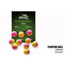 Плавающая насадка ПМ Floating Ball 4мм Специи