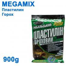 Пластилин MEGAMIX Гороховый 900g