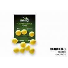 Плавающая насадка ПМ Floating Ball 6мм Кукуруза