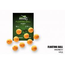 Плавающая насадка ПМ Floating Ball 4мм Мед
