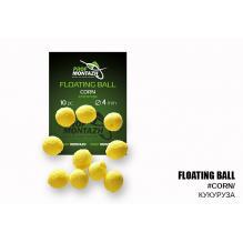 Плавающая насадка ПМ Floating Ball 4мм Кукуруза