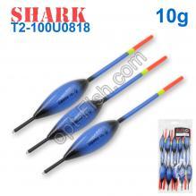 Поплавок Shark Тополь T2-100U0818 (10шт)