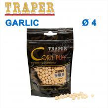 Воздушное тесто Traper Corn puff пуфи 4mm garlic (чеснок)