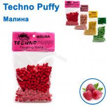 Techno puffy техно пуфи малина
