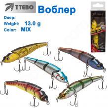 Воблер Ttebo M-WI100 13g MIX