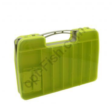 Коробка Adams 2х-сторонняя 14-46 ячеек кейс 2546 оптом недорого в Украине
