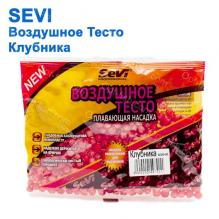 Воздушное тесто SeVi мини клубника