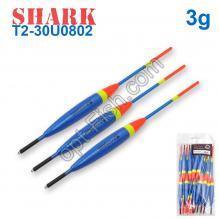 Поплавок Shark Тополь T2-30U0802 (20шт)