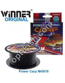 Леска Winner Original Power Carp №0818