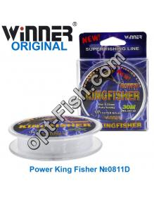 Леска Winner Original Power King Fisher №0811D